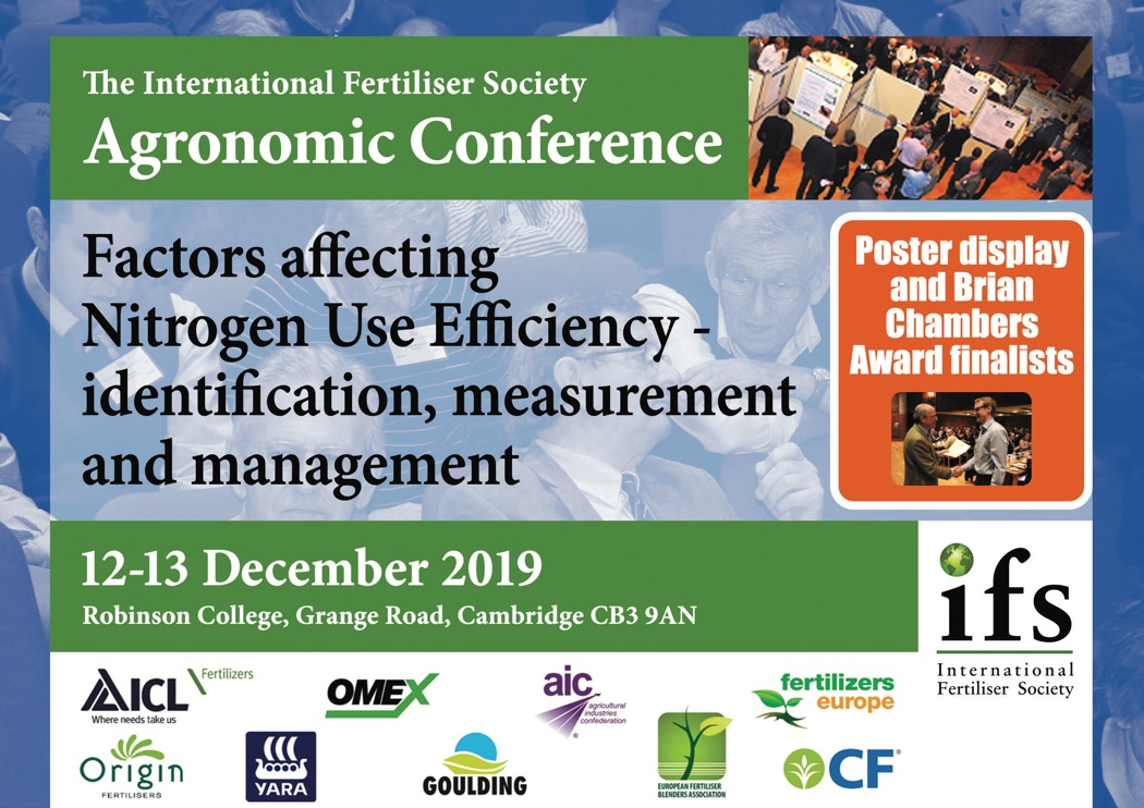 IFS Agronomic Conference